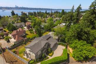 East Seattle Custom Home
